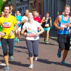 11th Danske Bank Vilnius Marathon - Eva Mindiul (11423), Sigitas Mackonis (12108), Lukas Sysojevas (20524)