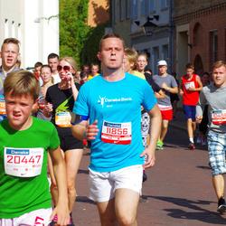 11th Danske Bank Vilnius Marathon - Tomas Rudzevicius (11856), Andrius Ivickas (20447)