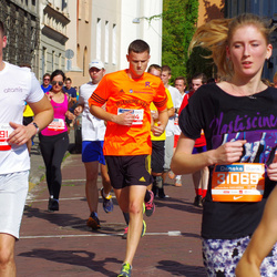 11th Danske Bank Vilnius Marathon - Marius Pakalniškis (10991), Deimantė Stanionytė (31069)