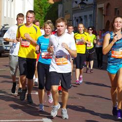 11th Danske Bank Vilnius Marathon - Kęstutis Mažeika (30236), Alisa Julija Dulko (31981)