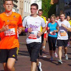 11th Danske Bank Vilnius Marathon - Gediminas Stundys (12164), Paulius Vaitiekus (12814), Kęstutis Mažeika (30236)