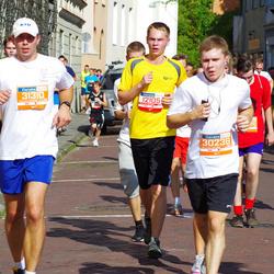 11th Danske Bank Vilnius Marathon - Beatrice Petkute (12105), Kęstutis Mažeika (30236)