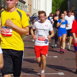 11th Danske Bank Vilnius Marathon - Dainius Motiecius (10655), Beatrice Petkute (12105), Lukas Stankūnas (30656)