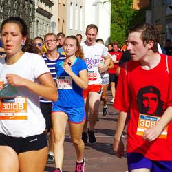 11th Danske Bank Vilnius Marathon - Indre Stražnickaite (20701), Greta Segenytė (30109)