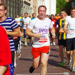 11th Danske Bank Vilnius Marathon - Karolis Štuopis (12165), Mangirdas Stukas (21173)