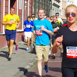 11th Danske Bank Vilnius Marathon - Ernesta Staneviciute (12068), Ieva Paulauskaite (12373)