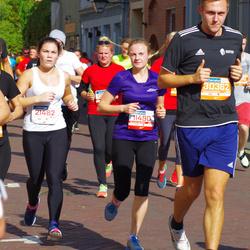 11th Danske Bank Vilnius Marathon - Asta Žeimyte (11490), Patrick Krettek (30362)