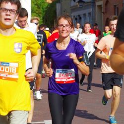 11th Danske Bank Vilnius Marathon - Žaneta Klebanskaja (11487)