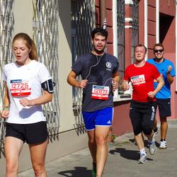 11th Danske Bank Vilnius Marathon - Audrius Raišelis (10593), Ruta Jakulyte (12725), Alvaro Carrascolopez (12873)