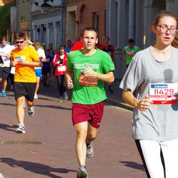 11th Danske Bank Vilnius Marathon - Auguste Pilipaviciute (11429), Romualdas Petkevičius (30709)