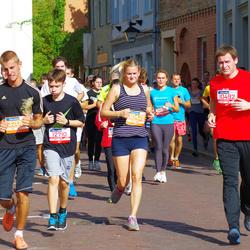 11th Danske Bank Vilnius Marathon - Ramunas Vaišnoras (10492), Lina Kavaliauskaitė (30426)