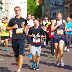 11th Danske Bank Vilnius Marathon - Mykolas Sirutis (12710), Lina Kavaliauskaitė (30426)