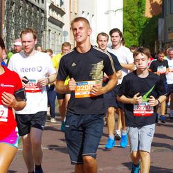 11th Danske Bank Vilnius Marathon - Žydrune Leitonaite (11037), Mykolas Sirutis (12710)