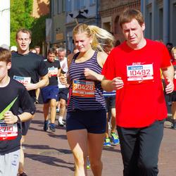 11th Danske Bank Vilnius Marathon - Ramunas Vaišnoras (10492), Mykolas Sirutis (12710), Lina Kavaliauskaitė (30426)