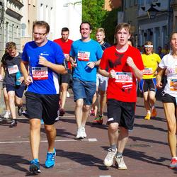 11th Danske Bank Vilnius Marathon - Žilvinas Bucmys (10591), Rafal Šurpicki (11056)