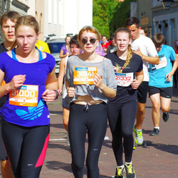 11th Danske Bank Vilnius Marathon - Giedrė Juknytė (31000), Marija Čepukaitytė (31841)