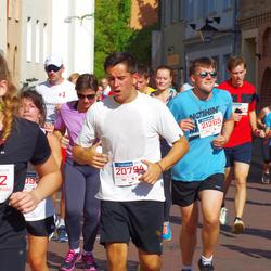 11th Danske Bank Vilnius Marathon - Povilas Petkevicius (20794), Kristijonas Trinkunas (21265)