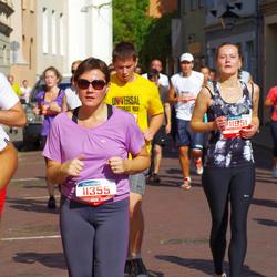 11th Danske Bank Vilnius Marathon - Laima Bubuliene (11355), Lina Valionyte (11951)