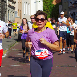 11th Danske Bank Vilnius Marathon - Aldevinas Gelgota (10662), Laima Bubuliene (11355), Lina Valionyte (11951)