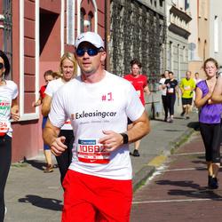 11th Danske Bank Vilnius Marathon - Aldevinas Gelgota (10662), Aiste Kindereviciene (12384)