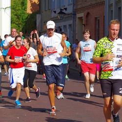 11th Danske Bank Vilnius Marathon - Laurynas Misevicius (10578), Arturas Prenskis (12311)