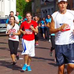 11th Danske Bank Vilnius Marathon - Jekaterina Vinogradova (10162), Kristina Augute (10252), Evelina Cepaityte (10583)