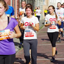 11th Danske Bank Vilnius Marathon - Jekaterina Vinogradova (10162), Kristina Augute (10252)