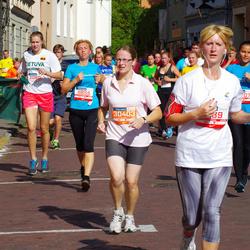 11th Danske Bank Vilnius Marathon - Živile Rakickaite (11855), Vitalija Gaubytė (30403)