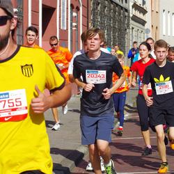 11th Danske Bank Vilnius Marathon - Ignas Vaiciunas (20343), Paulius Peciukonis (21181)
