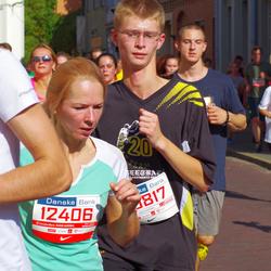 11th Danske Bank Vilnius Marathon - Una Elksne (12406)