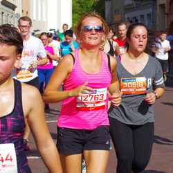 11th Danske Bank Vilnius Marathon - Alina Kopac (12763), Justyna Četyrkovska (30519)