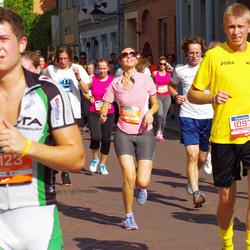 11th Danske Bank Vilnius Marathon - Justinas Ramonas (10976), Caroline Perkounigg (31916)