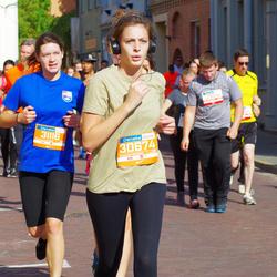 11th Danske Bank Vilnius Marathon - Marie Haentjens (30674), Edita Kreivėnaitė (31116)