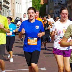 11th Danske Bank Vilnius Marathon - Mindaugas Lizaitis (30114), Edita Kreivėnaitė (31116)