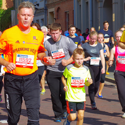 11th Danske Bank Vilnius Marathon - Rimantas Mikaitis (11592), Jonas Turulis (12428)