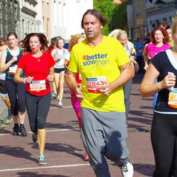 11th Danske Bank Vilnius Marathon - Beata Poplavska (10227), Sonata Grakauskaitė (31881)