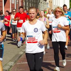 11th Danske Bank Vilnius Marathon - Irena Mikalauskiene (11181), Reda Kašelionyte (11986), Igoris Ziuganovas (20875)