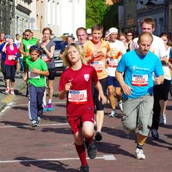 11th Danske Bank Vilnius Marathon - Andrius Pacesa (10311), Martynas Reimeris (10819)