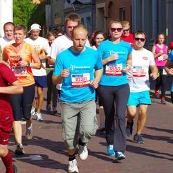 11th Danske Bank Vilnius Marathon - Andrius Pacesa (10311), Martynas Reimeris (10819), Giedre Kubiliute (11850), Vainora Capskiene (11908)