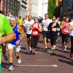 11th Danske Bank Vilnius Marathon - Paulina Jasiunaite (10571), Dovilė Murauskienė (31879)