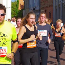 11th Danske Bank Vilnius Marathon - Tomas Kazakevicius (10375), Elze Vadopalaite (20685)