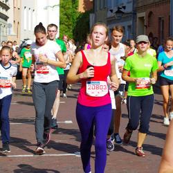 11th Danske Bank Vilnius Marathon - Emilija Ivaškaite (10673), Laura Ivaškaite (10675), Asta Kelevišiene (10753), Asta Žiliene (11045), Gabriele Šlimaite (20803)