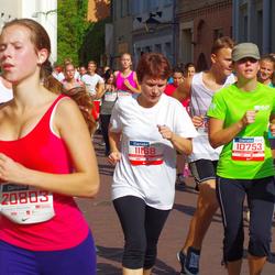 11th Danske Bank Vilnius Marathon - Asta Kelevišiene (10753), Aušra Baliukoniene (11168)