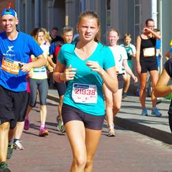 11th Danske Bank Vilnius Marathon - Ieva Druteikaite (21569), Gerda Zykute (21938)