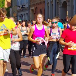 11th Danske Bank Vilnius Marathon - Aiste Butkeviciute (20340), Deimante Levickaite (20931), Juozapas Vilius Sladkevičius (31763)
