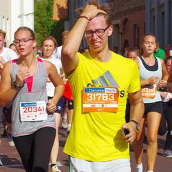 11th Danske Bank Vilnius Marathon - Juozapas Vilius Sladkevičius (31763)