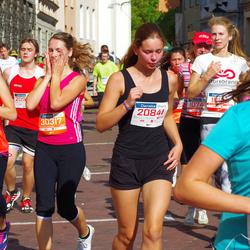 11th Danske Bank Vilnius Marathon - Akvile Sabaliauskaite (20841), Raminta Miežytė (30317)