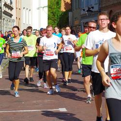 11th Danske Bank Vilnius Marathon - Asta Žaldokaite (12193), Edvinas Cepelis (12194)