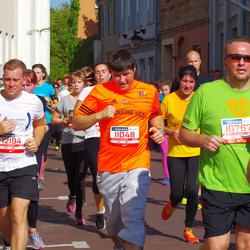 11th Danske Bank Vilnius Marathon - Richardas Stulga (10767), Aleksandr Uljanov (11048), Edvinas Cepelis (12194)