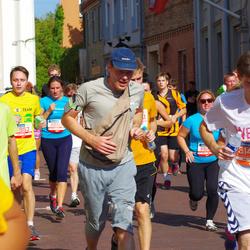 11th Danske Bank Vilnius Marathon - Egle Gumbeleviciute (11869), Jostautas Petrusevičius (31439)